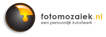 Fotomozaiek logo